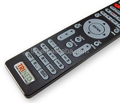 adhesive epoxy crystal dome sticker for remote control