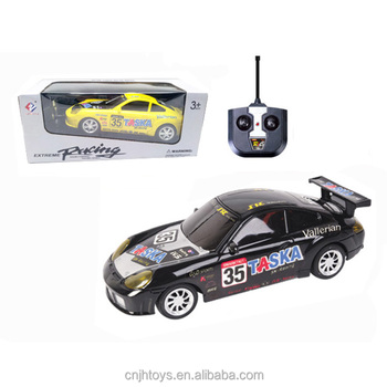 2018 New Toys for Children Top Quality 1:24 4CH Kids Electric RC Race Car With Lights