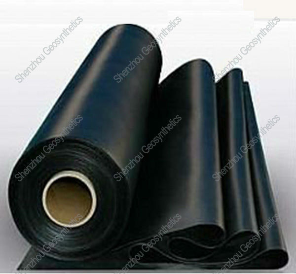 basement waterproofing pond liner, High density polyethylene geomembrane, anti-seepage film