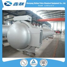 ASME Chemical Machinery & Equipment Pressure Vessels Pig launcher receiver