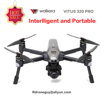 2018 hot sale professional racing Walkera Vitus 320 4k drone with hd camera and gps camera drone