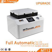 MT S6 edge S7 edge Vacuum laminator laminating + air bubble remover LCD Repair Machine