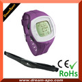 5.3K heart rate monitor with step distance calorie for female