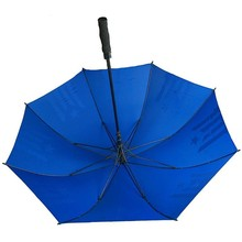 30 inch 8K blue Golf umbrella Promotion