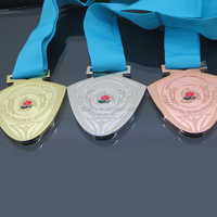Wholesale Price Custom gold silver & bronze medal