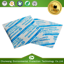chemical products oxygen absorber packet for coffee and tea packaging bag