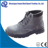 High quality alibaba suppliers cheap safety shoe/action safety shoe/safety shoe manufacturer