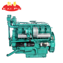 Water Cooled Exhaust Diesel Engine