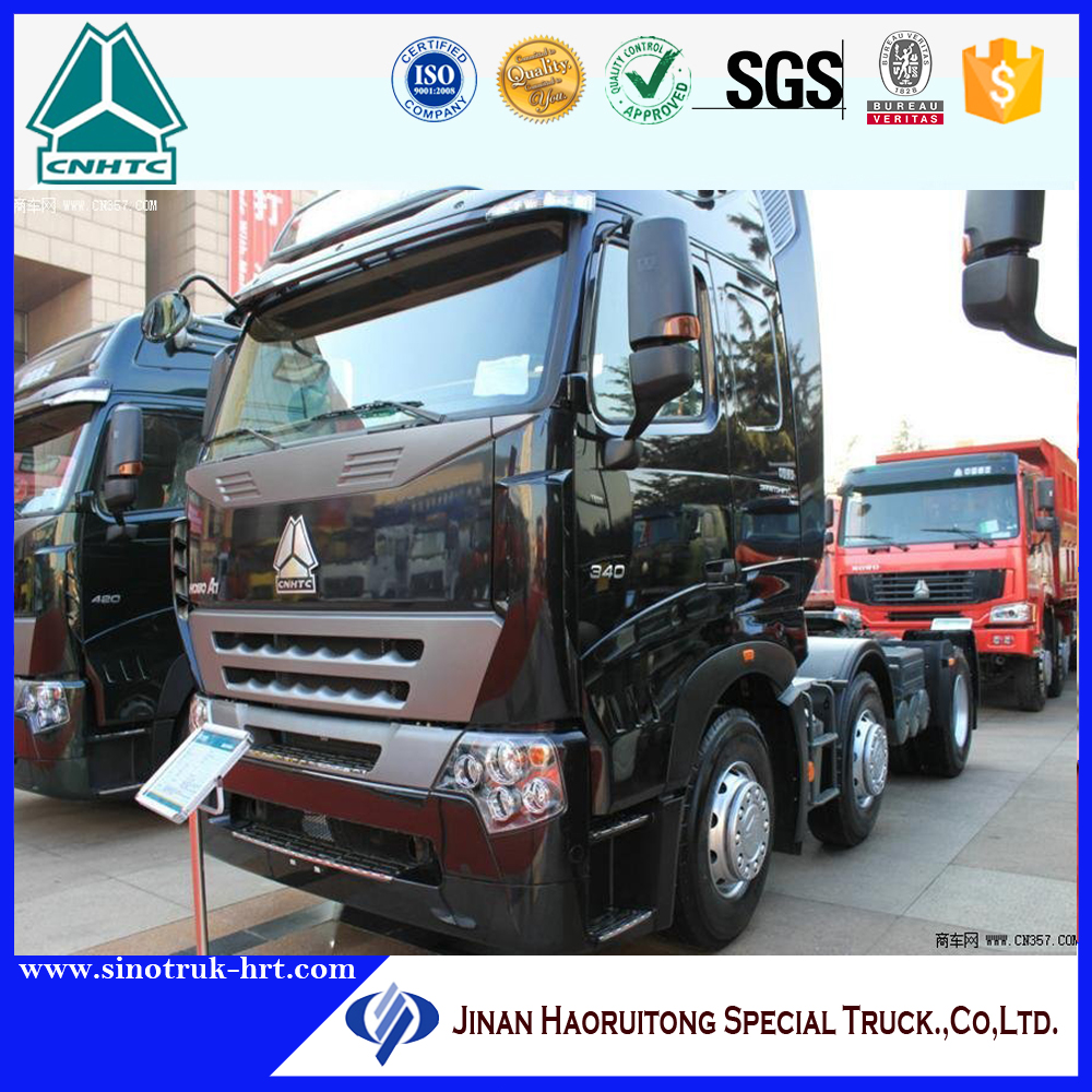 hot sale howo motor tractor truck, truck head with low pirce