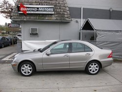 2004 MERCEDES-BENZ C-Class C320 W4, unit 33934142, used car