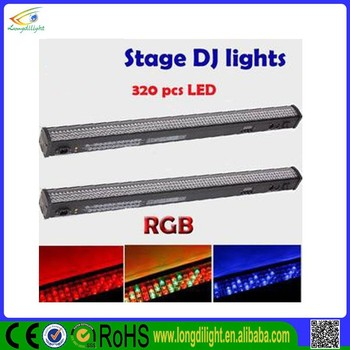COLOR 320*10mm rgb led batten