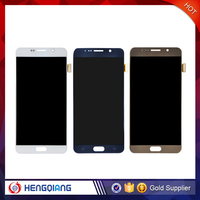 China cheap price mobile phone lcd touch screen for Samsung Galaxy note 5, note 5 display lcd