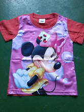 Fashion cotton baby t shirt ,factory customed good quality 100%cotton t-shirts for children