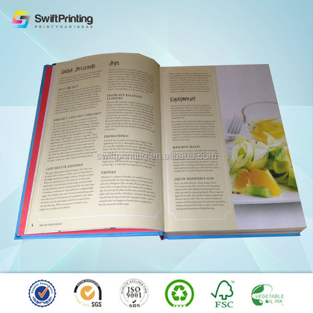 hotsale cosmetic catalogue/brochure design printing