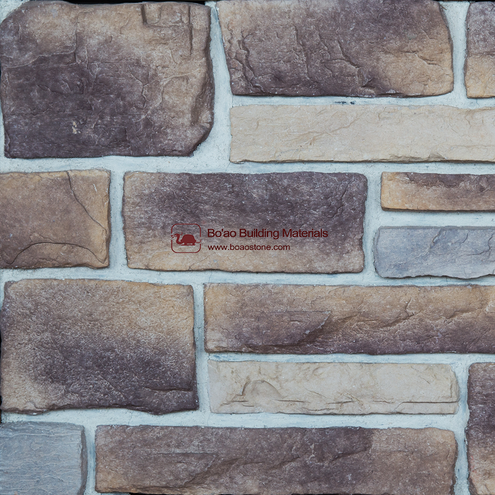 Decoration materials faux stone wall facing stone