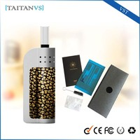 Newest style e cigarette dry herb pen mechanical mod
