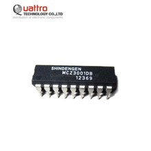 Electronic components Integrated Circuit DIP MCZ3001DB