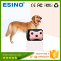 GPS LBS Multi-function IP67 waterproof Tractive GPS Pet Tracker