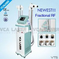 New Spa equipment microneedle rf wrinkle removal fractional rf machine