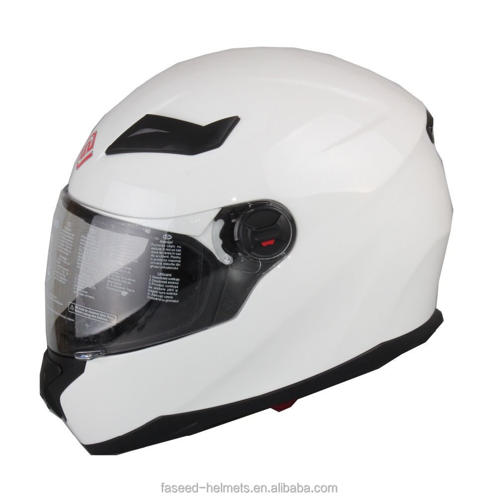 full face helmet&double visor with ece standard&safty helmet