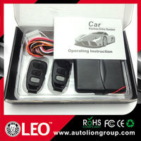 Passive keyless entry system for Car With more than 100 car logo