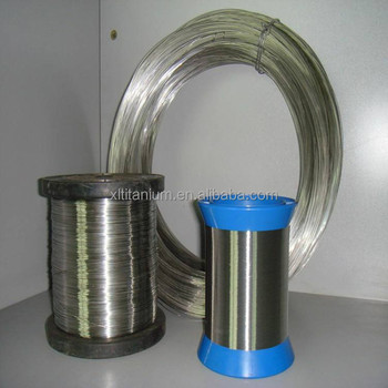 high purity 99.95% molybdenum wire