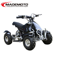 cheap electric atv quad 36v children with Foot Power Switch