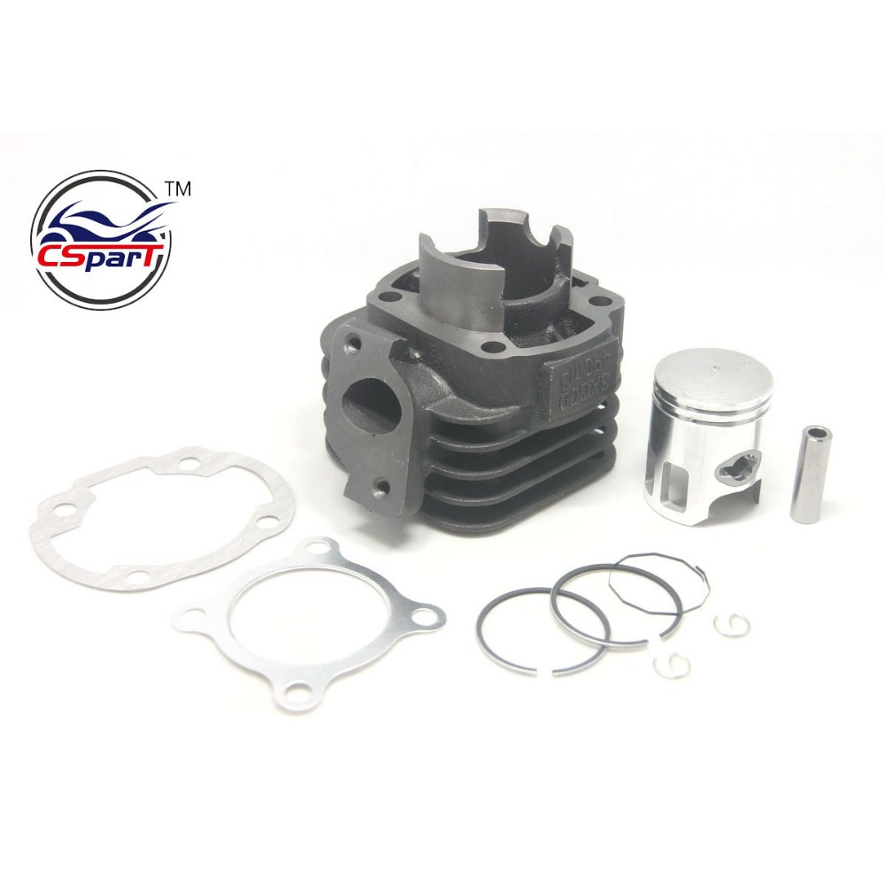 40mm Cylinder Piston Ring Gasket Kit JOG 50CC 1P40QMB ATV Buggy Scooter Parts