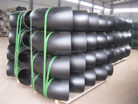 SEAMLESS PIPE FITTINGS WITH CARBON STEEL MATERIAL FOR OIL AND GAS PIPELINE