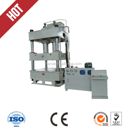 Deep Drawing Function for plastic and rubber forming, 4 Column Hydraulic Press