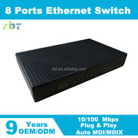 Best sell 8 port LAN network switch