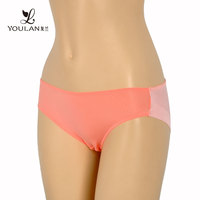 Wholesale Price Comfortabe Green Girls Mini Panty
