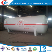 ASME Quality Weight 20ton LPG Tank 20T LPG Storage Tank for Africa
