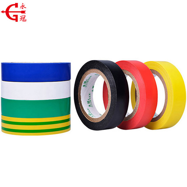 Strong Adhesion Waterproof PVC Electrical Insulate Tape