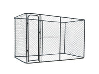 Hot sale portable dog kennels pet cage metal dog fence