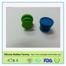 Silicone Rubber Various colors Handlebar End caps free bmx bike parts
