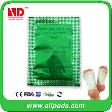natural detox white foot patch,foot patch overnight detox