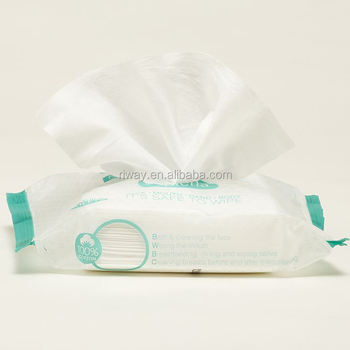 Pure Cotton Towel Baby Cotton Soft Wipes the Removable Soft Tissue Cotton Towel