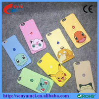 cute pokemon new arrival oil matte case for iphone 6 6s phone