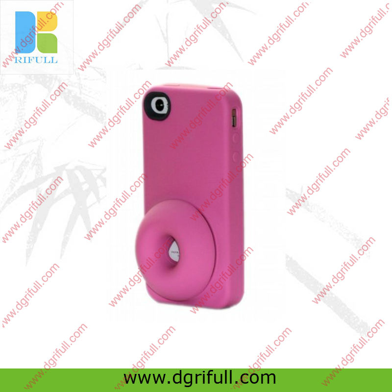 multi-function silicone case for iphone5