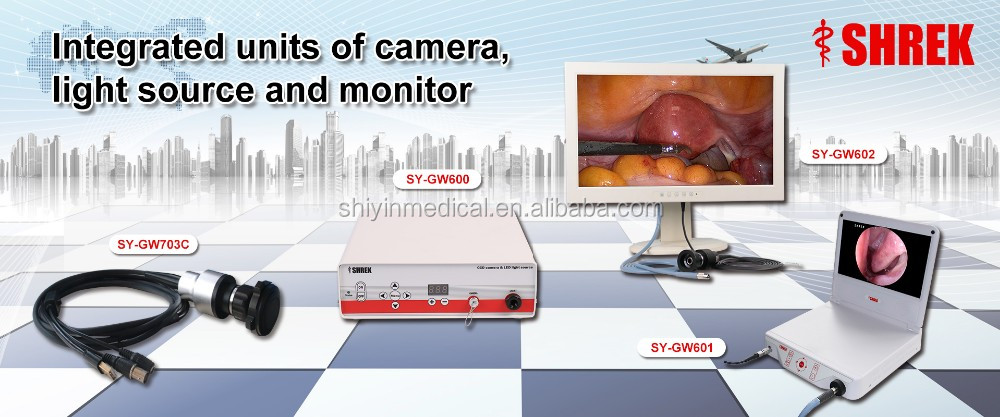 Hot sale Medical Endoscope Complete Set /CE Approved Laparoscopic Complete Set