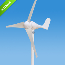 300w high efficient horizontal axis wind generator for boat