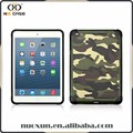 Best selling super quality design for ipad military cover