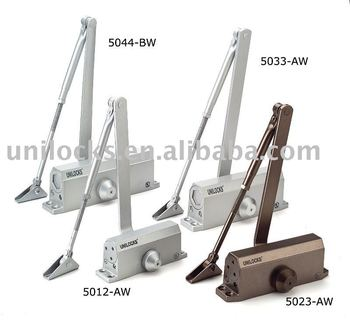 UL List Automatic Aluminum Alloy China Door Closer U5000 SERIES