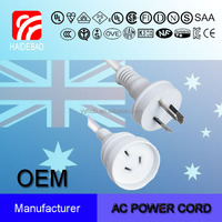 SAA Australia Extension Lead HDB Extension Cord