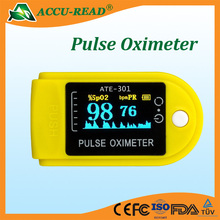 Digital Pulse Oximeter LCD Display Finger Pulse Oximeter