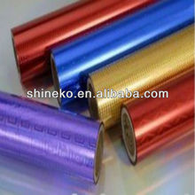 decorative holographic self adhesive vinyl film