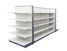 2016 New style supermarket shelves, heavy loading capacity