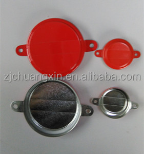 "2"" and 3/4"" metal drum sealing cap seal for 200l oil drum"