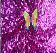 wholesale cheap embroidery sequin fabric